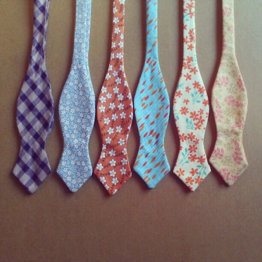 bow tie collection 2013
